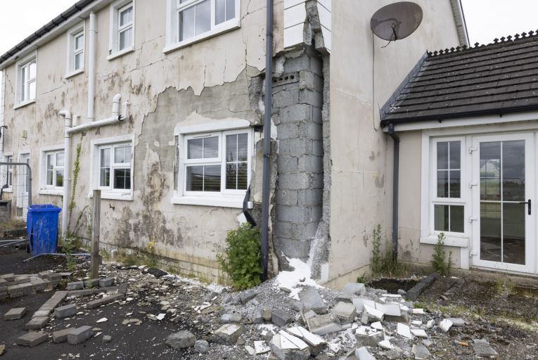 Builders 'discouraged' from mica jobs in Donegal over delayed payment fears