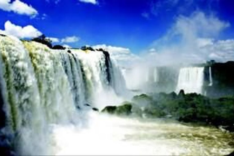 Falling for Argentina