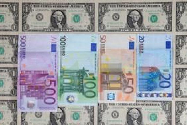 Dollar weakens after retail sales drop
