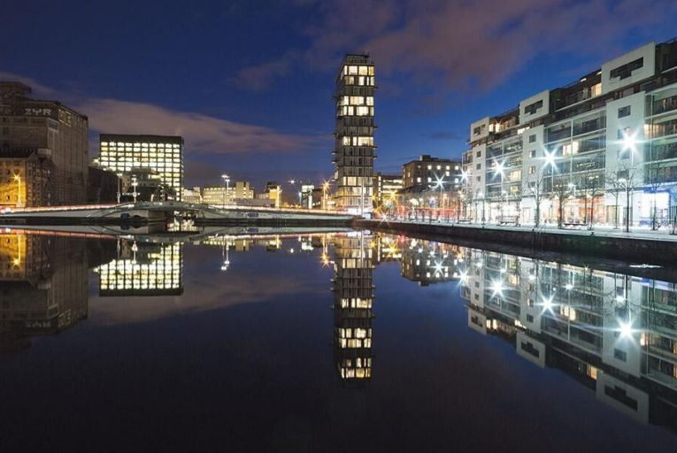 Dublin confirmed as magnet for tech firms - but challenges loom