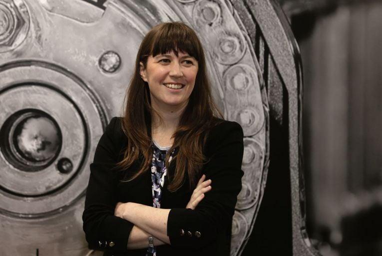 Dr Geraldine Brennan, the IMR's senior circular economy programme manager