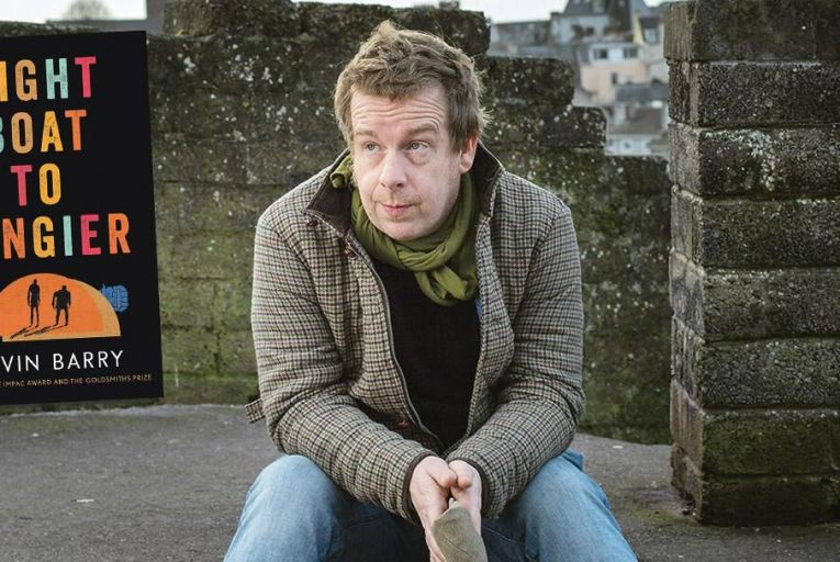 Kevin Barry: a singular voice in Irish fiction Pic: Clare Keogh