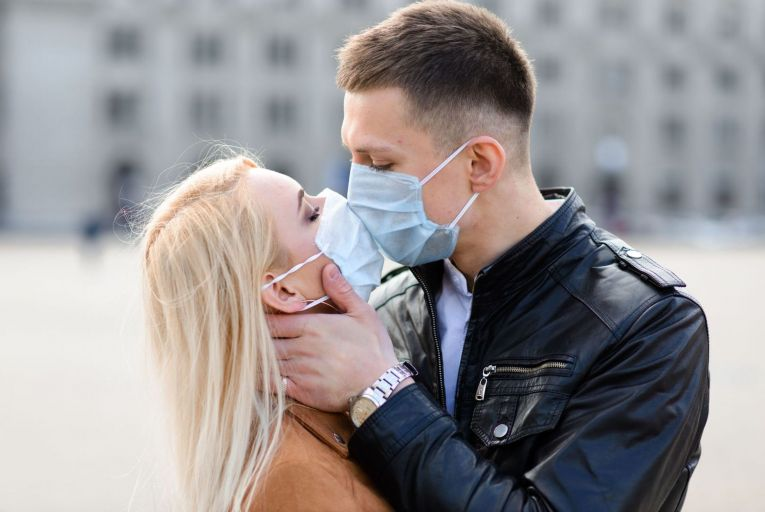 You cannot lock down the human desire for love and connection – even in a pandemic