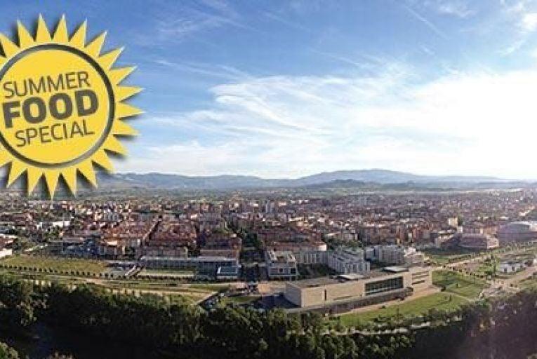 The capital of Rioja country, Logroño