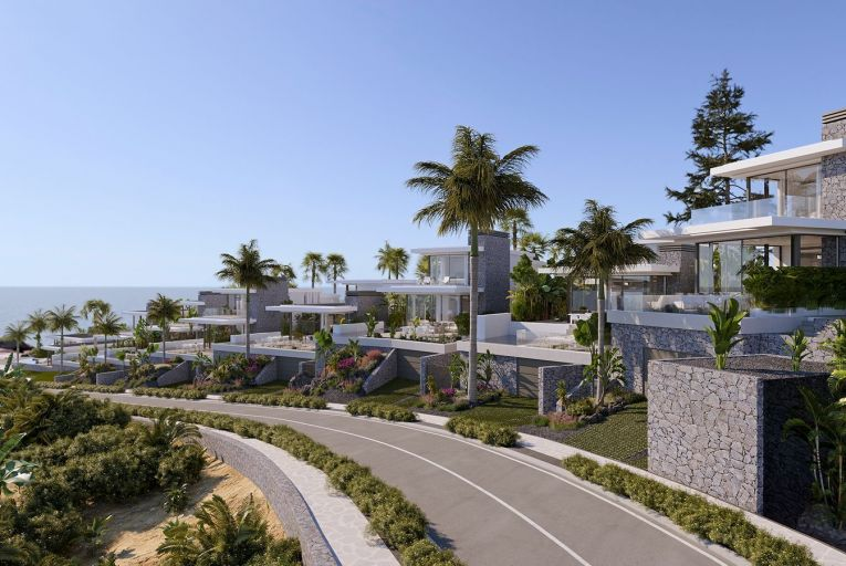 Las Atalayas in the Canary Islands: Spanish property giant Abama has constructed the resort at no little expense