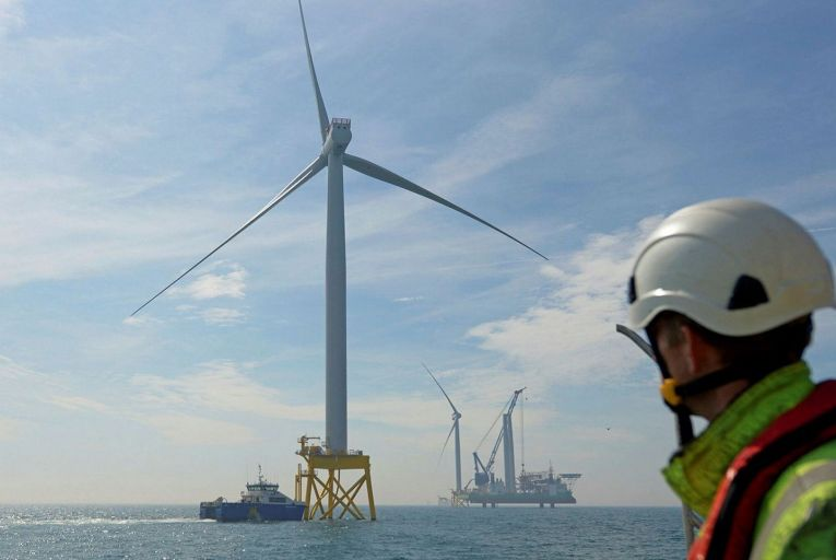 ESB bids for Scottish offshore wind project