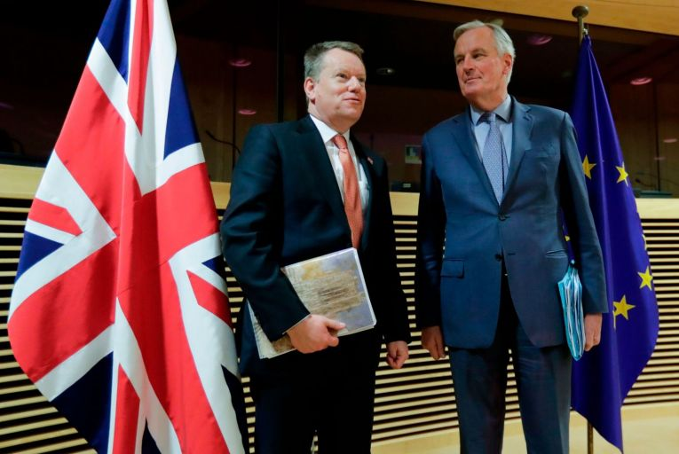 New Brexit talks may be about 'cash, courts and cash' but the border issue hasn't gone away