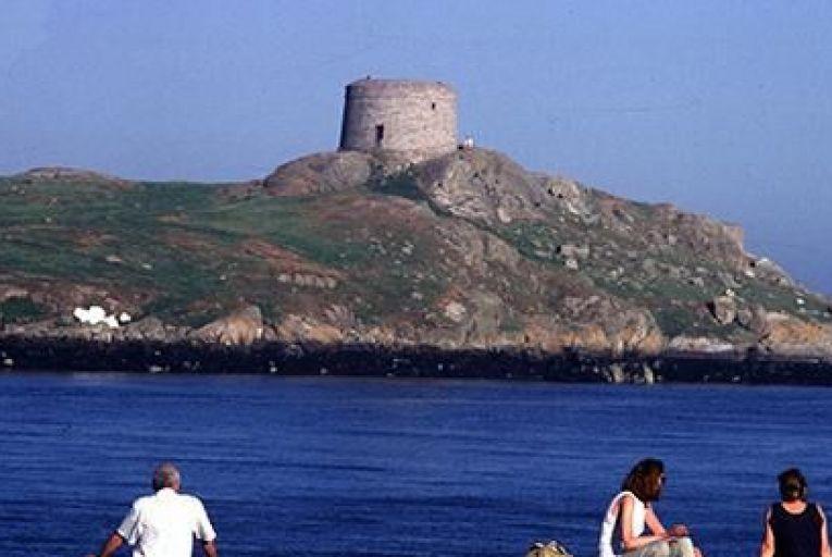 Dalkey Island Pic: RollingNews.ie