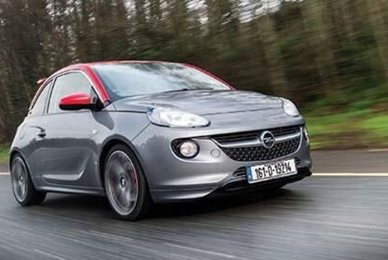 The new Opel Adam S thrives on revs and to extract its best you need to drive it like an old-school hot hatch