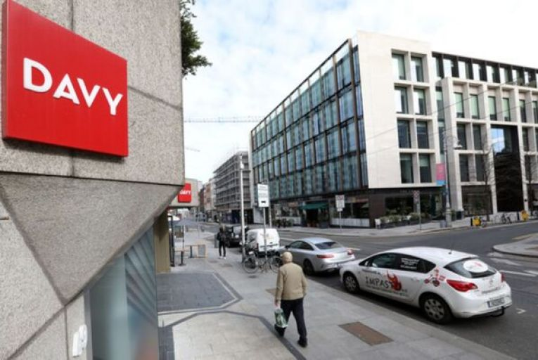 Davy, the stockbroking firm at the centre of a financial breach, put itself up for sale at the start of March. Picture: Rollingnews.ie