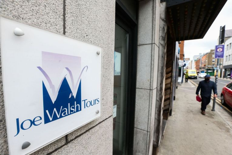 Taxpayer to foot €1.2m bill for failed Joe Walsh Tours