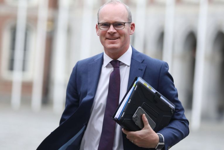 Coveney: no-deal Brexit 'may' hit food prices