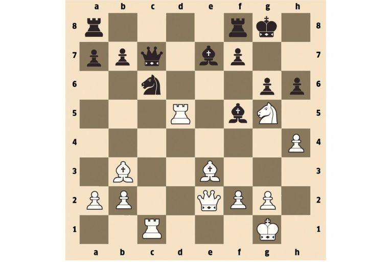 Chess: Irina Krush vs Tatev Abrahamyan