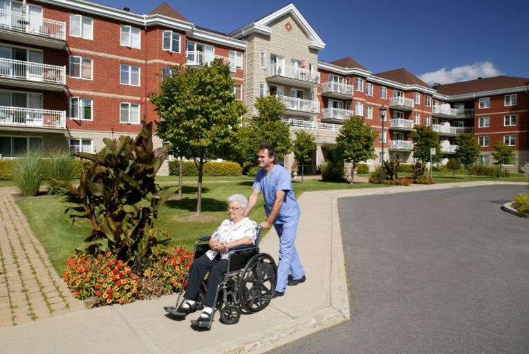 Nursing home space regulations are likely to get stricter due to the pandemic