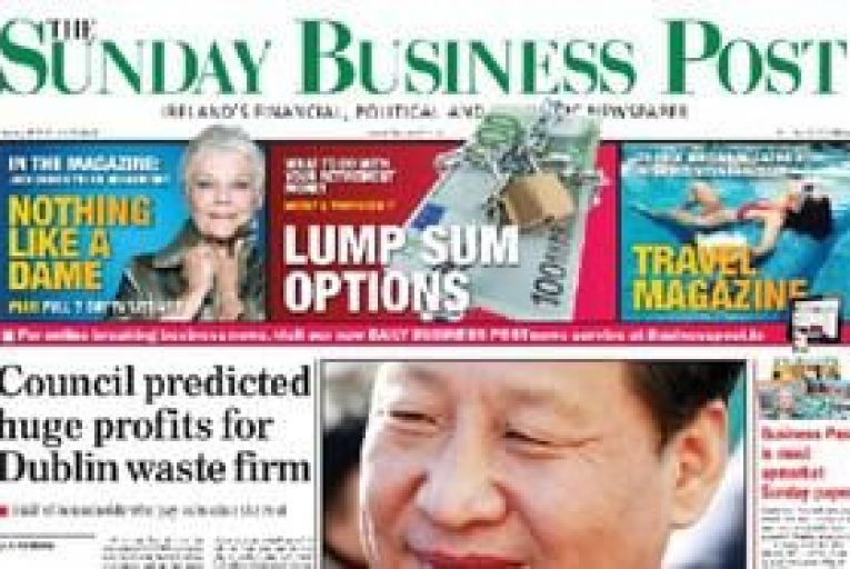 Business Post is most upmarket Sunday paper