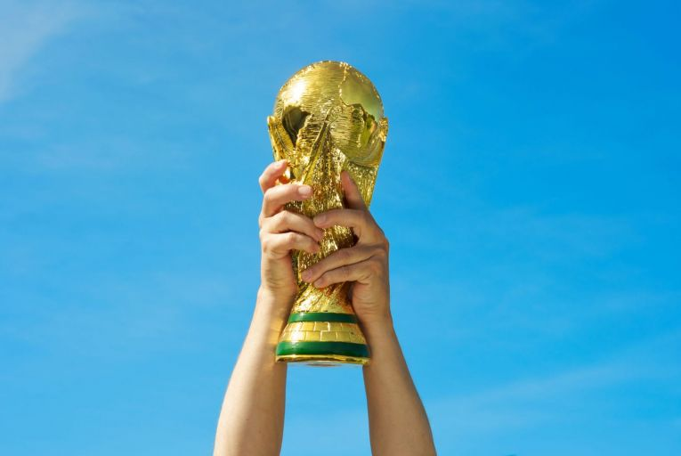 'World Cups remain better ratings winners than the top tier of the club game.' Picture: Getty