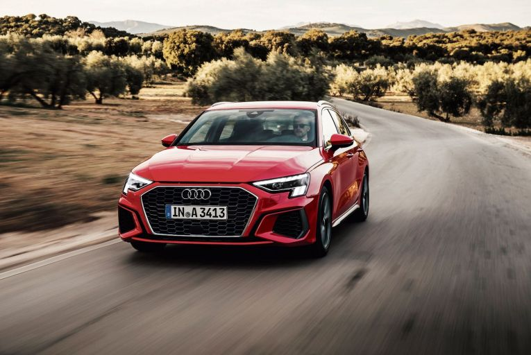 The fourth-generation Audi A3 has a new look, with more curvaceous bodywork and tasteful contouring with nods to the familiar Audi Quattro model