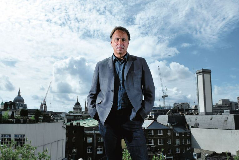 Anthony Horowitz: 'I knew at the age of ten that I wanted to be a writer.'  Picture: Getty