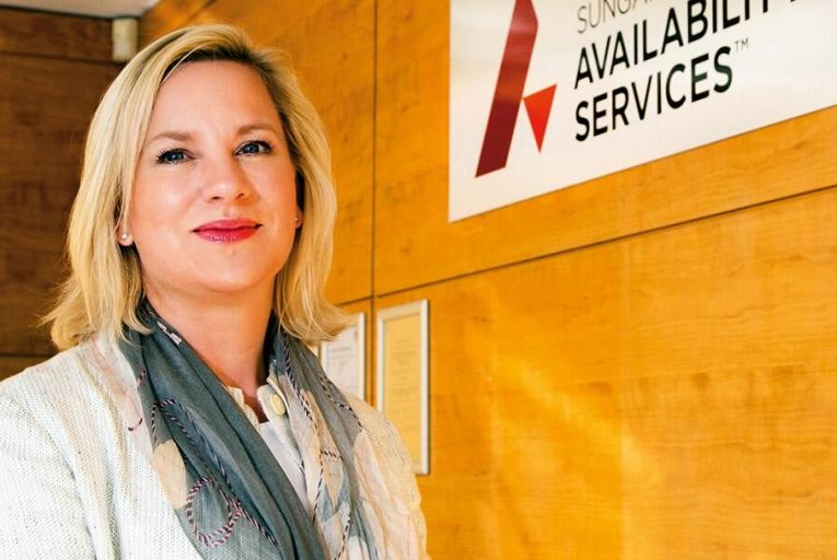 Carmel Owens,  general manager,  Sungard Availability Services