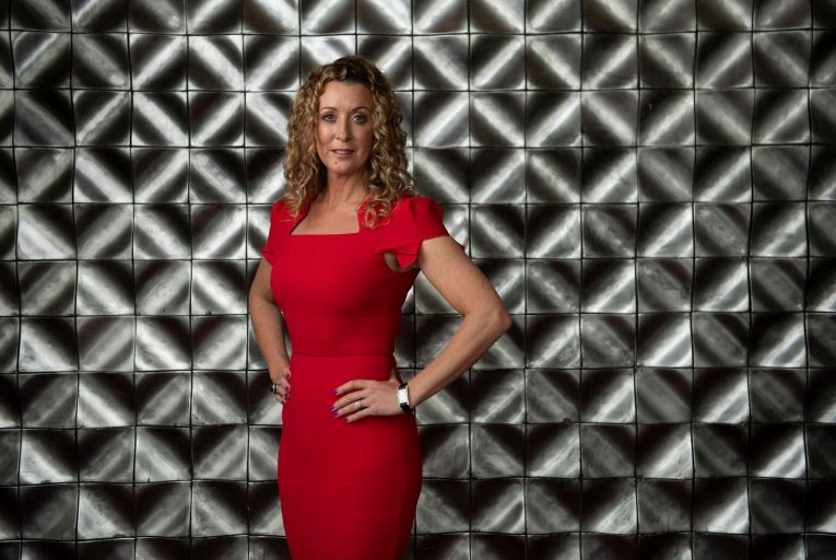 Chanelle McCoy says due diligence involved months of travelling around the world  Picture:Michael Dillon