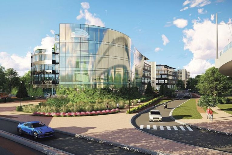 Microsoft and Google lead the charge to Sandyford