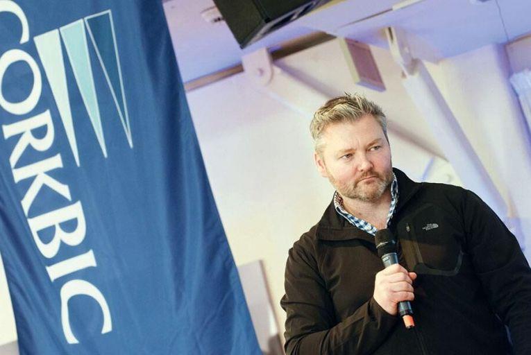 Pete Smyth, chief executive,  Broadlake