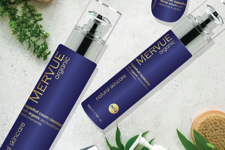 Mervue Organic, a new skincare brand born in the heart of Galway