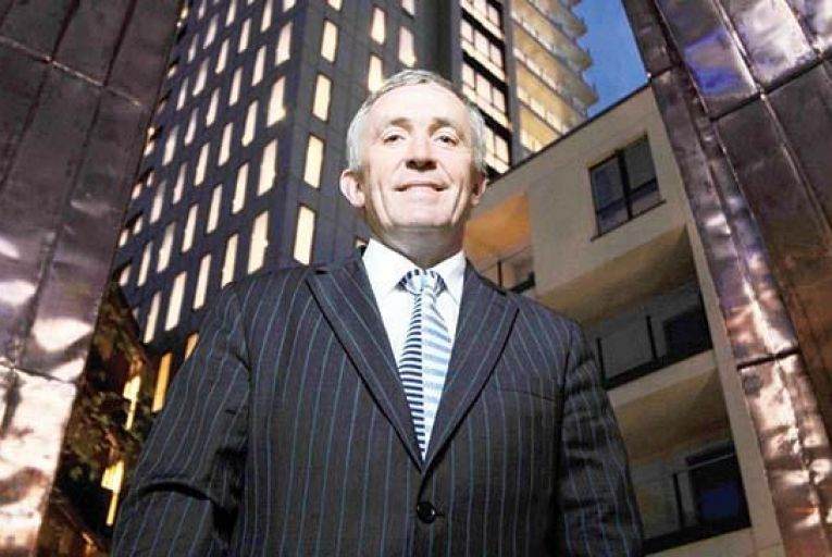Michael O'Flynn: aims to secure group's development sites