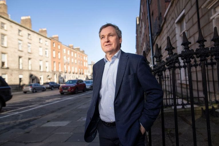 Cathal Friel: planning an IPO for Open Orphan Pic: Fergal Phillips