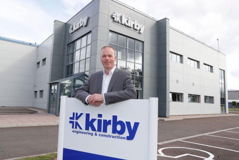 Ruairí Ryan, associate director of Kirby Engineering. Picture: Liam Burke/Press 22