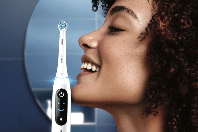 The Oral-B iO Series 9 is worth getting if you want to improve your dental hygiene