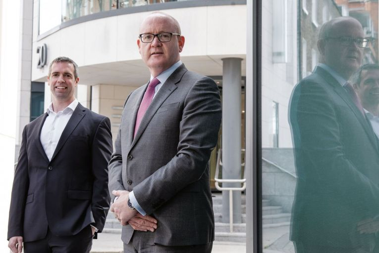 Two former Davy executives target richest investors