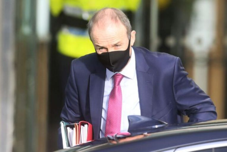 Taoiseach Micheál Martin said few restrictions will be lifted on March 5, the date to which the current lockdown extends. Picture: Rollingnews.ie