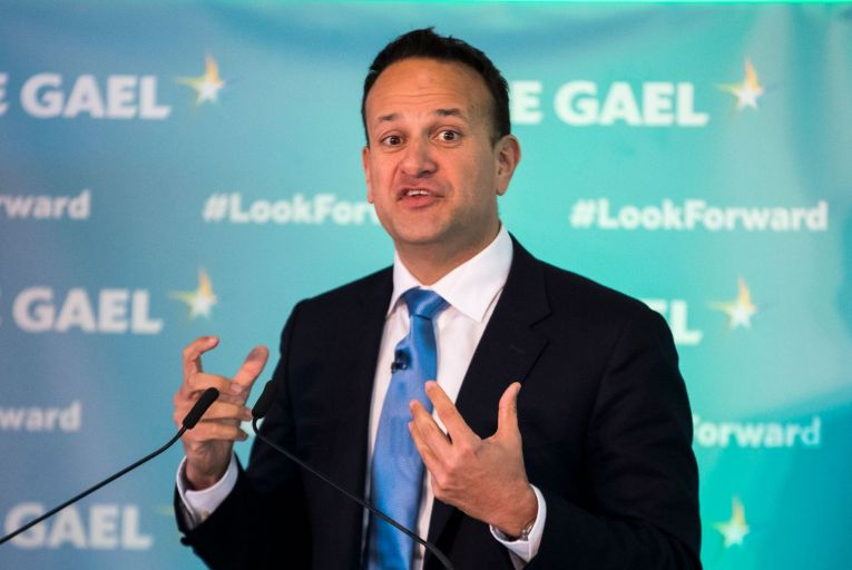 Tánaiste Leo Varadkar has been warning that Ireland\'s personal tax rates are a major disincentive for attracting mobile workers. Picture: PA