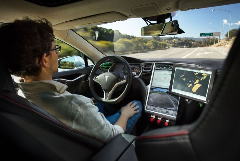 New laws on self-driving cars to allow testing on Irish roads