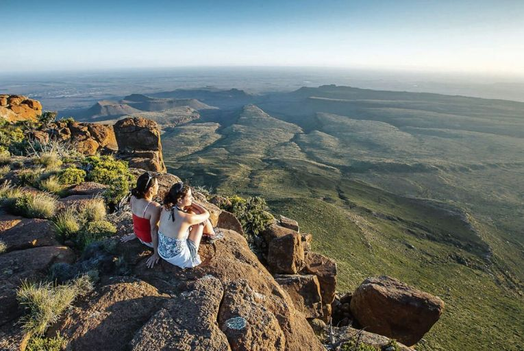 Karoo National Park: the region of South Africa in which it is located is the size of Germany.