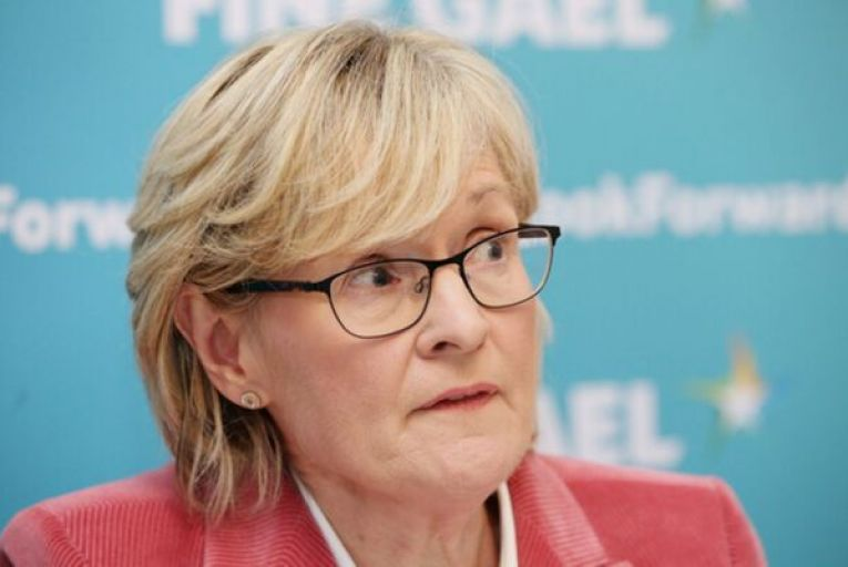Mairead McGuinness's new portfolio is a 'big one', according to MEP Sean Kelly. Picture: Rollingnews.ie