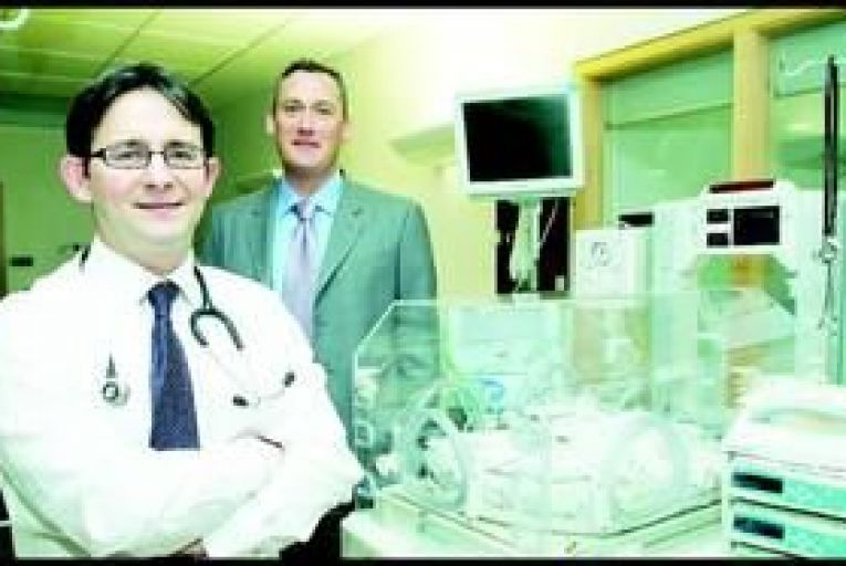 Review July 2011: €5.7m funds for research into premature babies