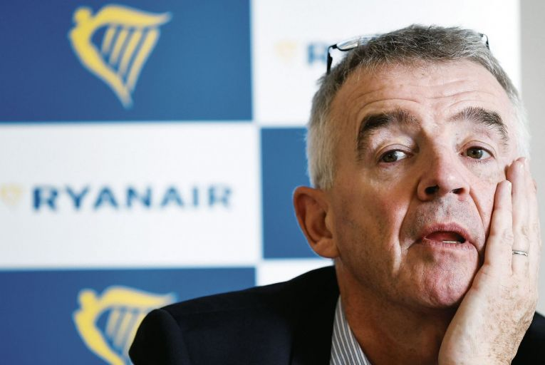 Ryanair's €3.9 billion cash pile should ensure a soft landing