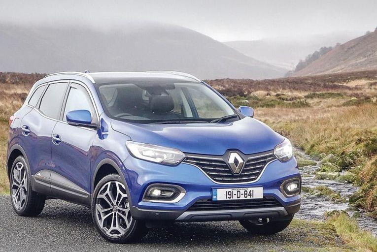 The Renault Kadjar: stylish and snazzy