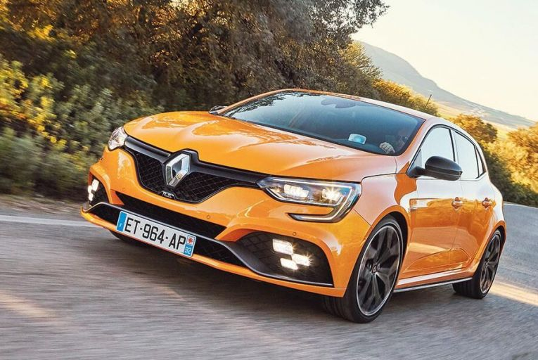 One of the few drawbacks of the new Mégane RS is that it's likely to be expensive