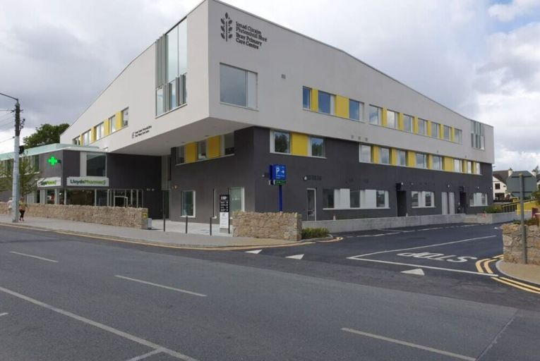 Bray Primary Care Centre in Co Wicklow was completed during the first half of 2020