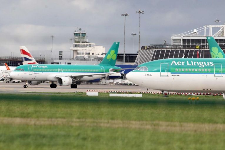 Aer Lingus made an operating loss of €192 million in the first half of 2021