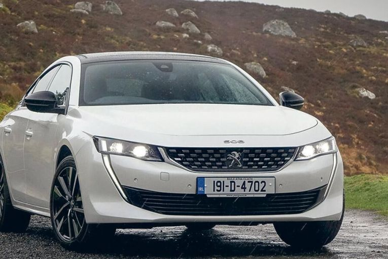 The new Peugeot 508 is good-looking inside and out