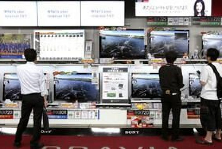 London not ready for digital TV switch