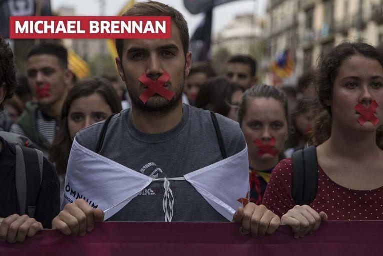 Sinn Féin's unwise homage to Catalonia