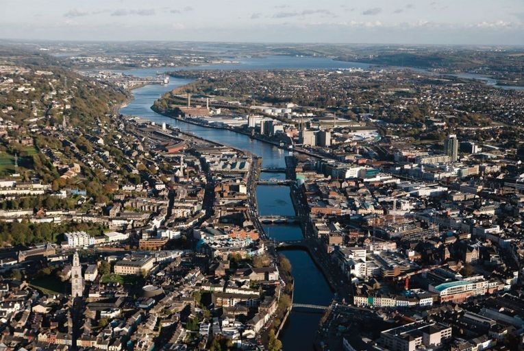 There is up to €1 billion of planned private investment in Cork city
