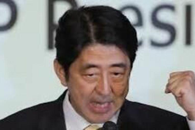 Shinzo Abe confirmed as Japan's PM