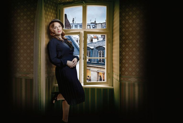 Celine Byrne in La Bohème, which can be streamed straight into our homes from the Bord Gáis Energy Theatre