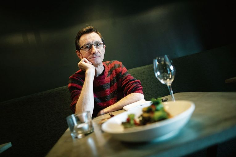 Denis Cotter, executive chef and founder of Café Paradiso in Cork, will return to the click-and-collect model as new restrictions are imposed. Picture: Cathal Noonan